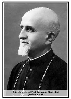 Đức Cha Paul Marcel PIQUET LỢI