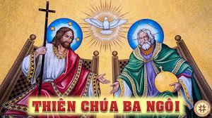 Lễ Chúa Ba Ngôi - ĐTGM. Giuse Ngô Quang Kiệt
